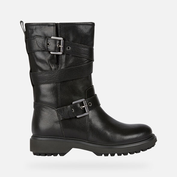 ANKLE BOOTS WOMAN GEOX ASHEELY WOMAN - 2