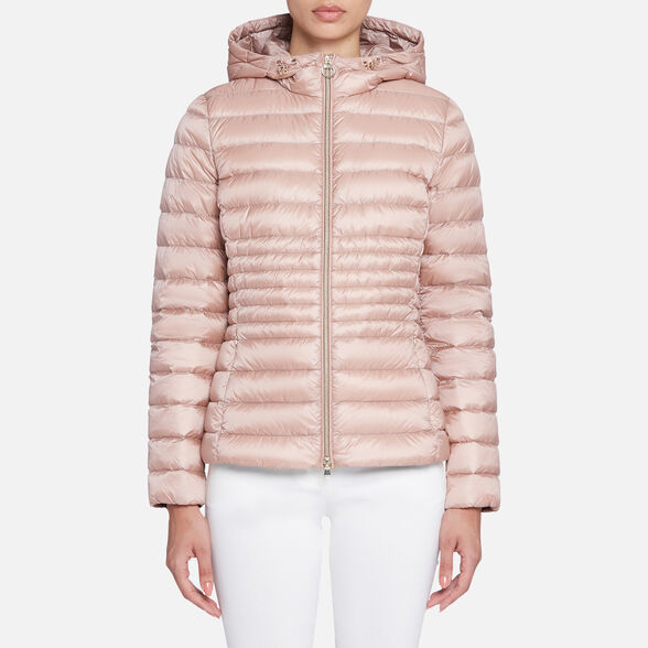 WOMAN DOWN JACKETS GEOX JAYSEN WOMAN - 2