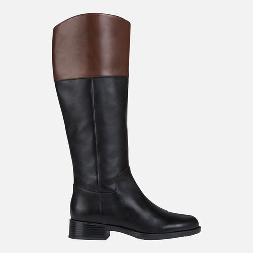 BOOTS WOMAN GEOX RESIA WOMAN - null