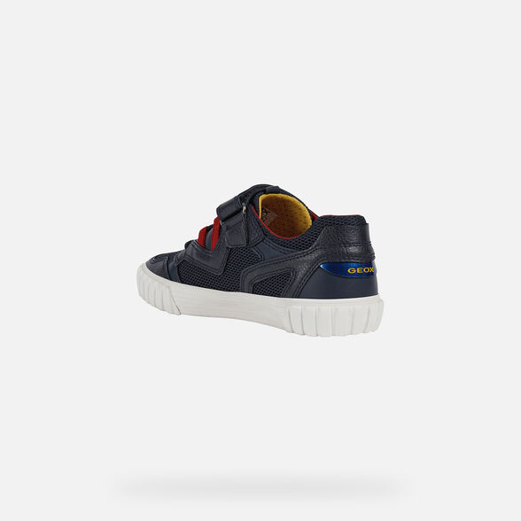 BOY SNEAKERS GEOX KILWI BOY - 4