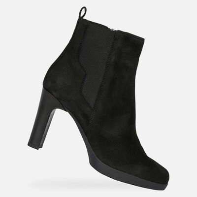 ANKLE BOOTS WOMAN GEOX ANNYA WOMAN
