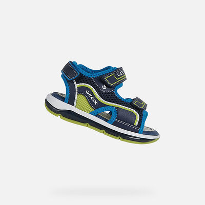 LIGHT-UP SHOES BABY GEOX TODO BABY BOY