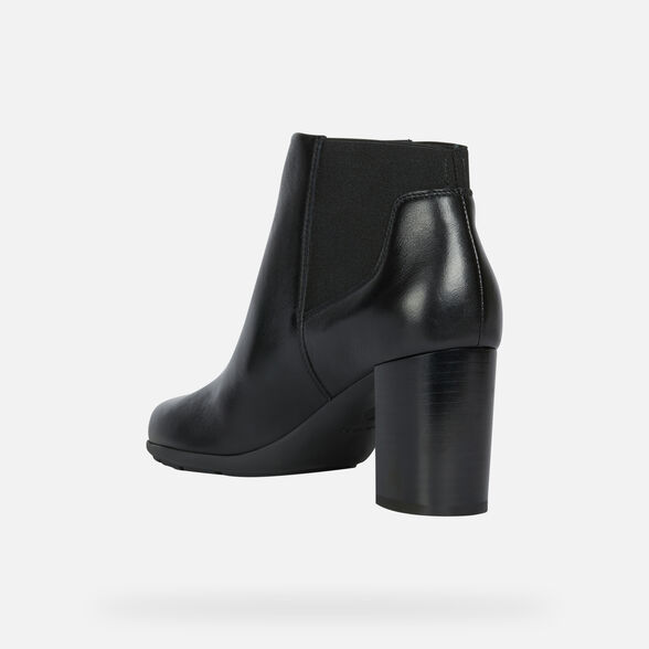 ANKLE BOOTS WOMAN GEOX NEW ANNYA WOMAN - 4