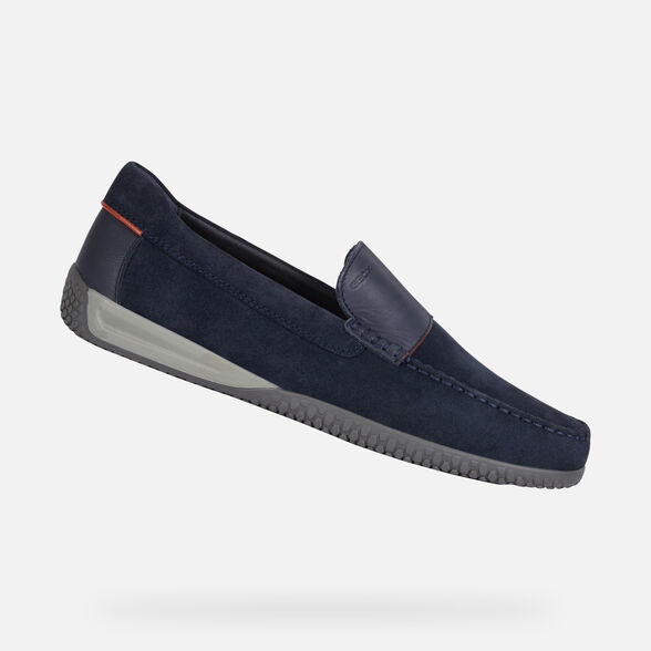 LOAFERS MAN GEOX DELRICK MAN - 1