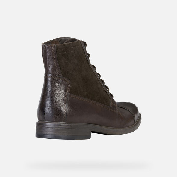 BOTTES HOMME GEOX TERENCE HOMME - 5