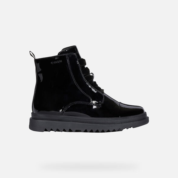 BOTTES MI-MOLLET FILLE GEOX GILLYJAW FILLE - 2