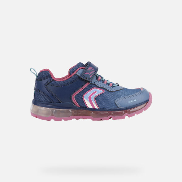 LIGHT-UP SHOES GIRL GEOX ANDROID GIRL - 2