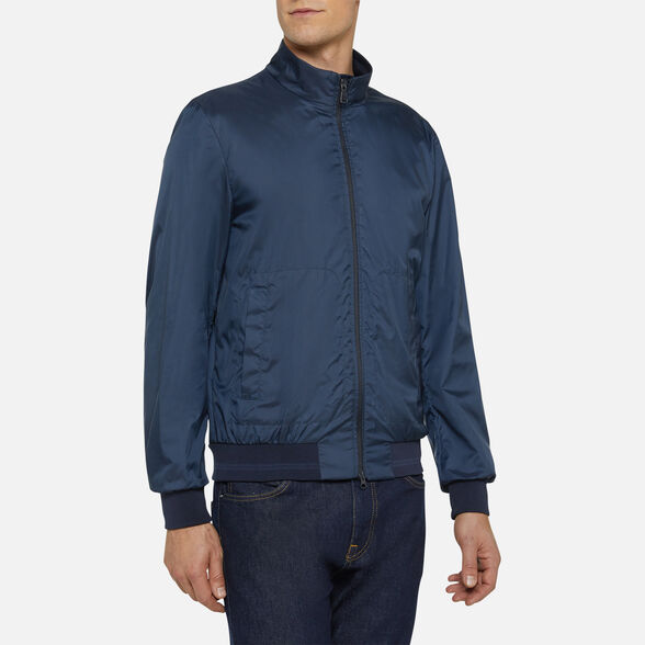 MAN JACKETS GEOX PISA MAN - 4