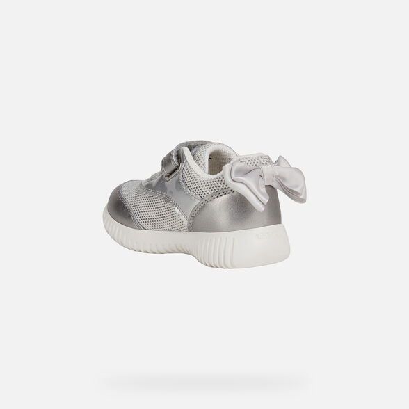 BABY SNEAKERS GEOX WAVINESS BABY GIRL - 4