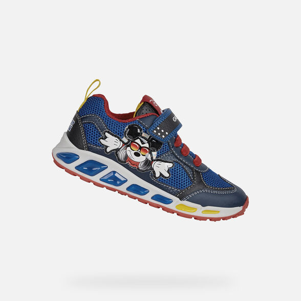 BOY SNEAKERS GEOX SHUTTLE BOY - 1
