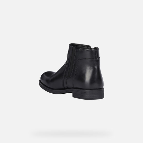 ANKLE BOOTS GIRL GEOX AGATA GIRL - 4