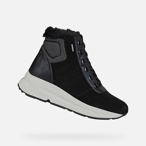 ANKLE BOOTS WOMAN GEOX BACKSIE ABX WOMAN - null