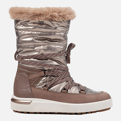BOOTS WOMAN GEOX DALYLA ABX WOMAN - null