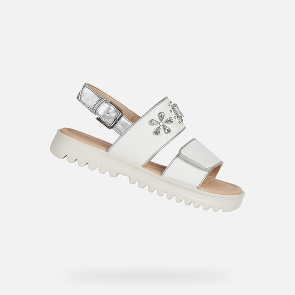 GIRL SANDALS GEOX CORALIE GIRL - 1