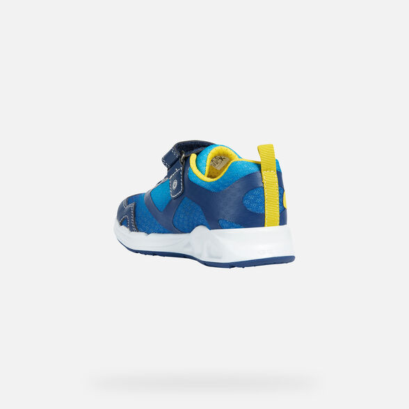 LIGHT-UP SHOES BOY JR DAKIN  - 4