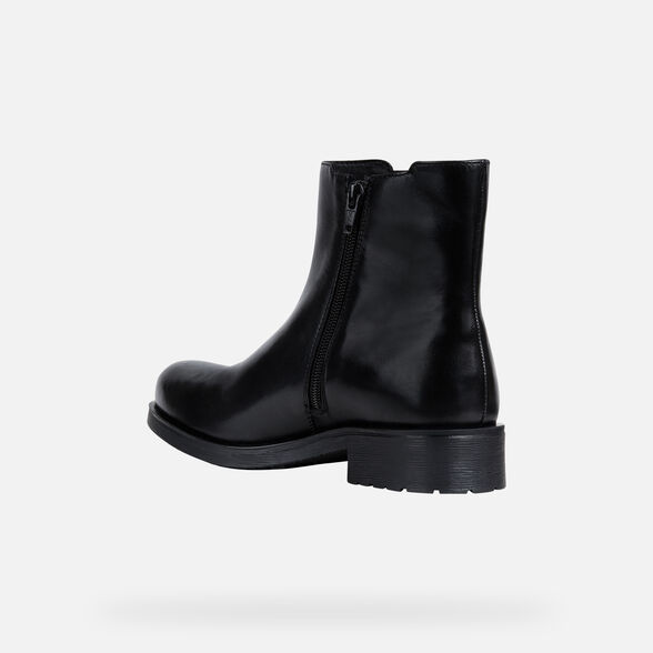 ANKLE BOOTS WOMAN NEW VIRNA - 4