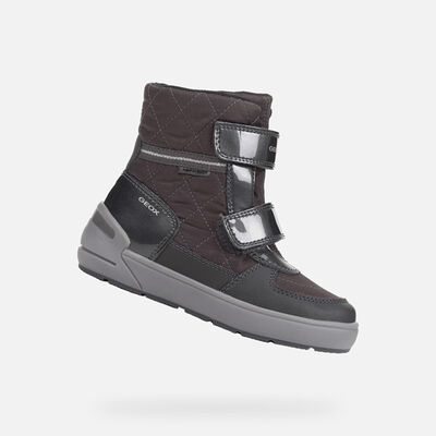 BOTTINES FILLE GEOX SLEIGH ABX FILLE