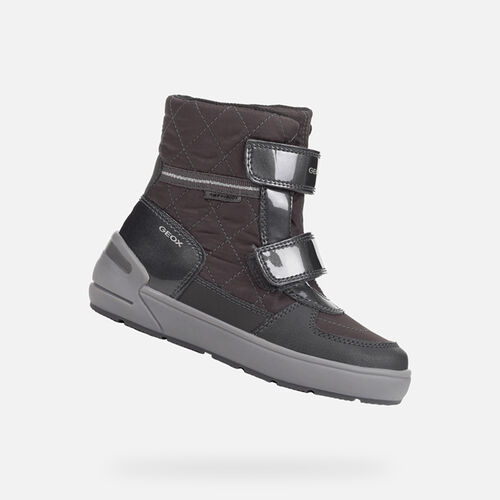 BOTTINES SLEIGH ABX FILLE