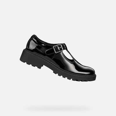 CHAUSSURES UNIFORME FILLE GEOX CASEY FILLE