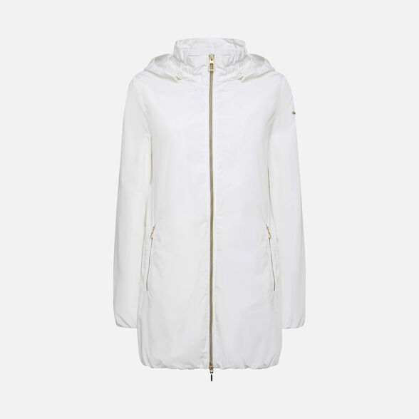 WOMAN JACKETS GEOX NAIOMY WOMAN - 1