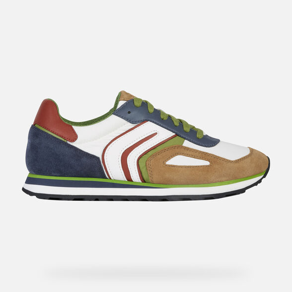 LOW TOP MAN GEOX VINCIT MAN - 2