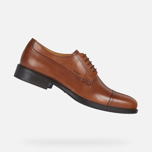 FORMAL SHOES MAN GEOX CARNABY MAN - null