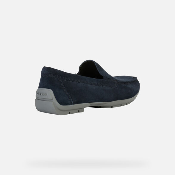 MOCASSINS HOMME GEOX MONER W 2FIT HOMME - 5