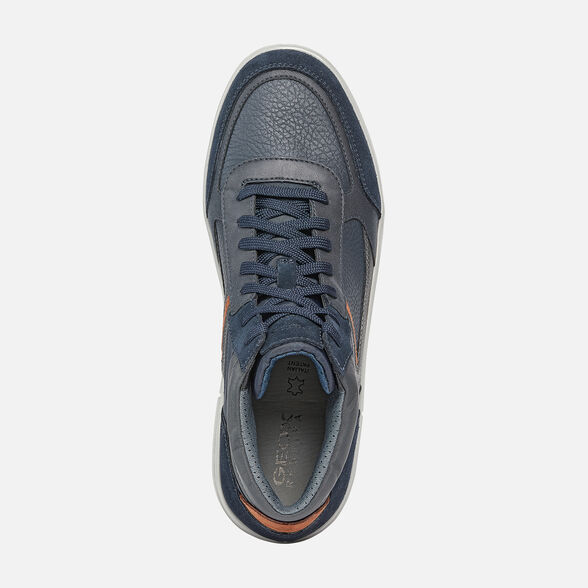 MAN SNEAKERS GEOX LEVICO ABX MAN - 6