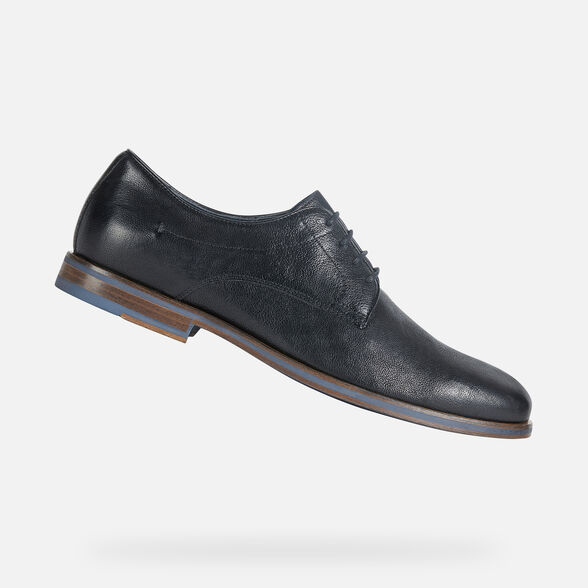 MAN FORMAL SHOES GEOX BAYLE MAN - 1