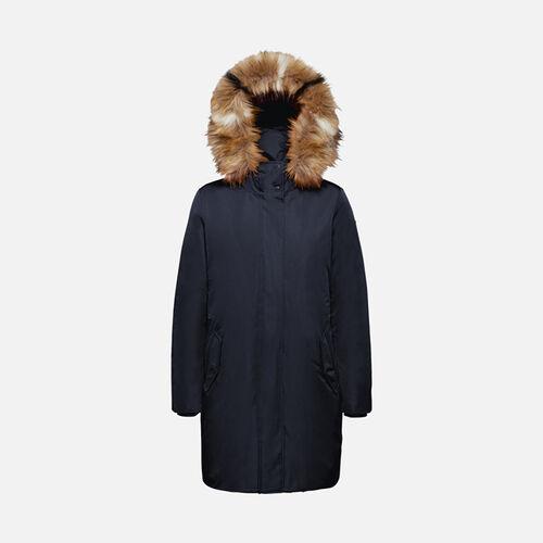 PARKAS WOMAN GEOX CARUM WOMAN - null