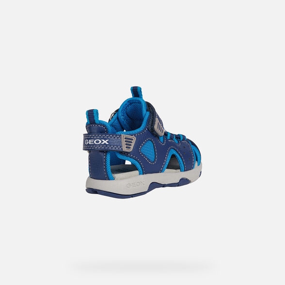 BABY SANDALS GEOX MULTY BABY BOY - 5