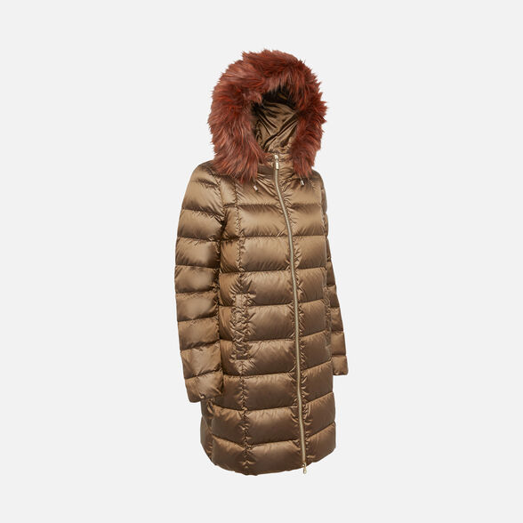WOMAN DOWN JACKETS GEOX BLENDA WOMAN - 3