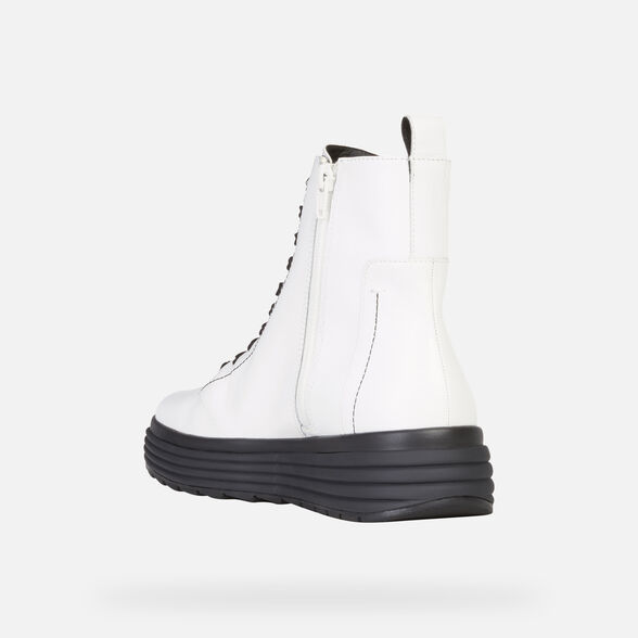 ANKLE BOOTS WOMAN GEOX PHAOLAE WOMAN - 4