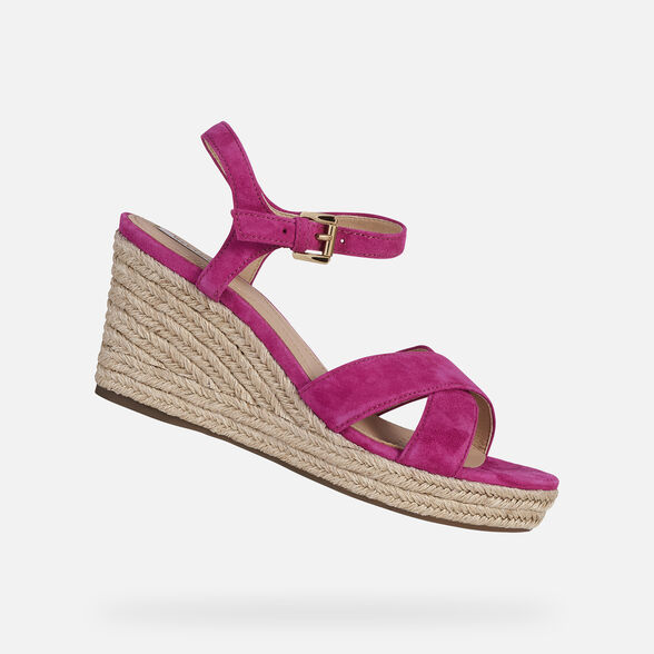 SANDALS WOMAN GEOX SOLEIL WOMAN - 1
