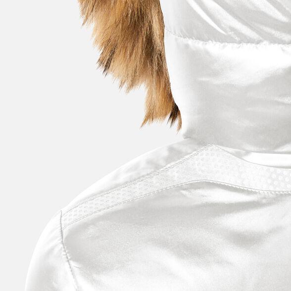 BOMBER JACKETS WOMAN GEOX BACKSIE WOMAN - CLOUD WHITE