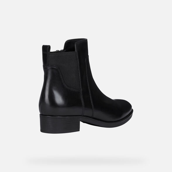 ANKLE BOOTS WOMAN GEOX FELICITY WOMAN - 5