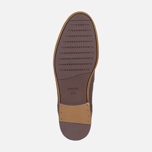 MAN LOAFERS GEOX BAYLE MAN - 7