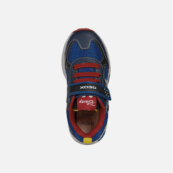 BOY SNEAKERS GEOX SHUTTLE BOY - 6