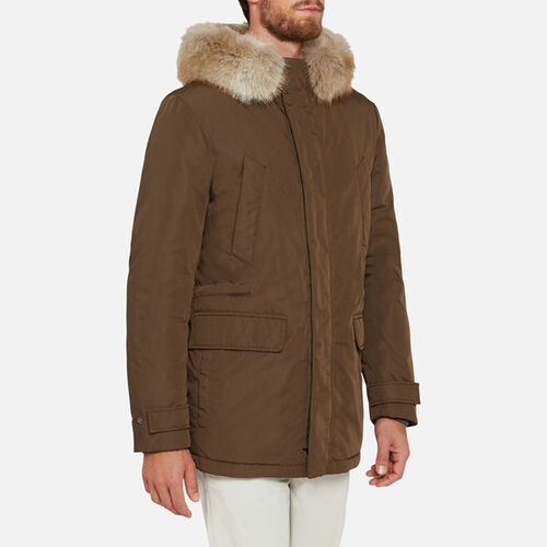 DOWN JACKETS NORWOLK MAN