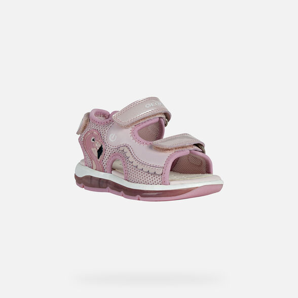 LIGHT-UP SHOES BABY GEOX TODO BABY GIRL - 3
