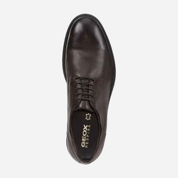 MAN CASUAL SHOES GEOX TERENCE MAN - 6