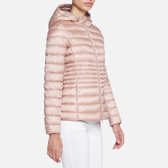WOMAN DOWN JACKETS GEOX JAYSEN WOMAN - 4