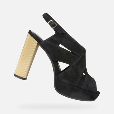 HEELED WOMAN GEOX NAIOMY WOMAN