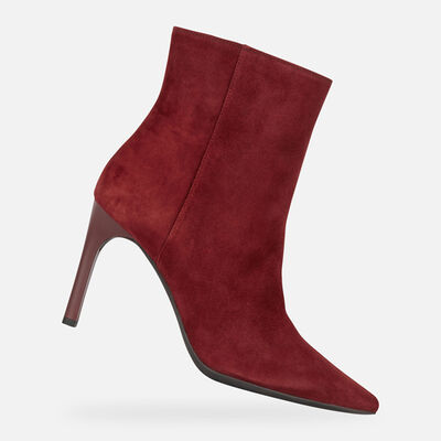 ANKLE BOOTS WOMAN GEOX FAVIOLA WOMAN