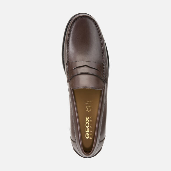 LOAFERS MAN GEOX NEW DAMON MAN - 7