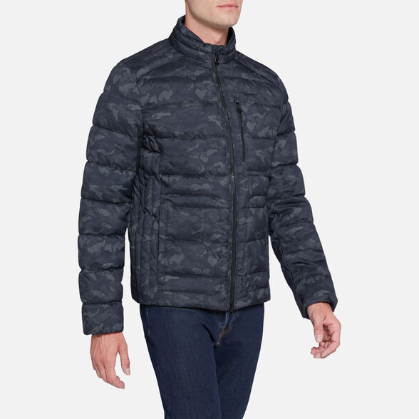MAN DOWN JACKETS GEOX SANDFORD MAN - 4