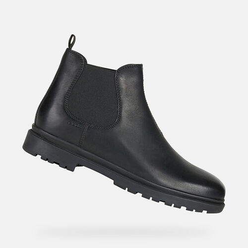 BOOTS MAN GEOX ANDALO MAN - null
