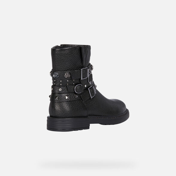 MID-CALF BOOTS GIRL GEOX ECLAIR GIRL - 5