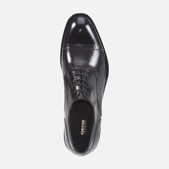 MAN FORMAL SHOES GEOX SAYMORE MAN - 6
