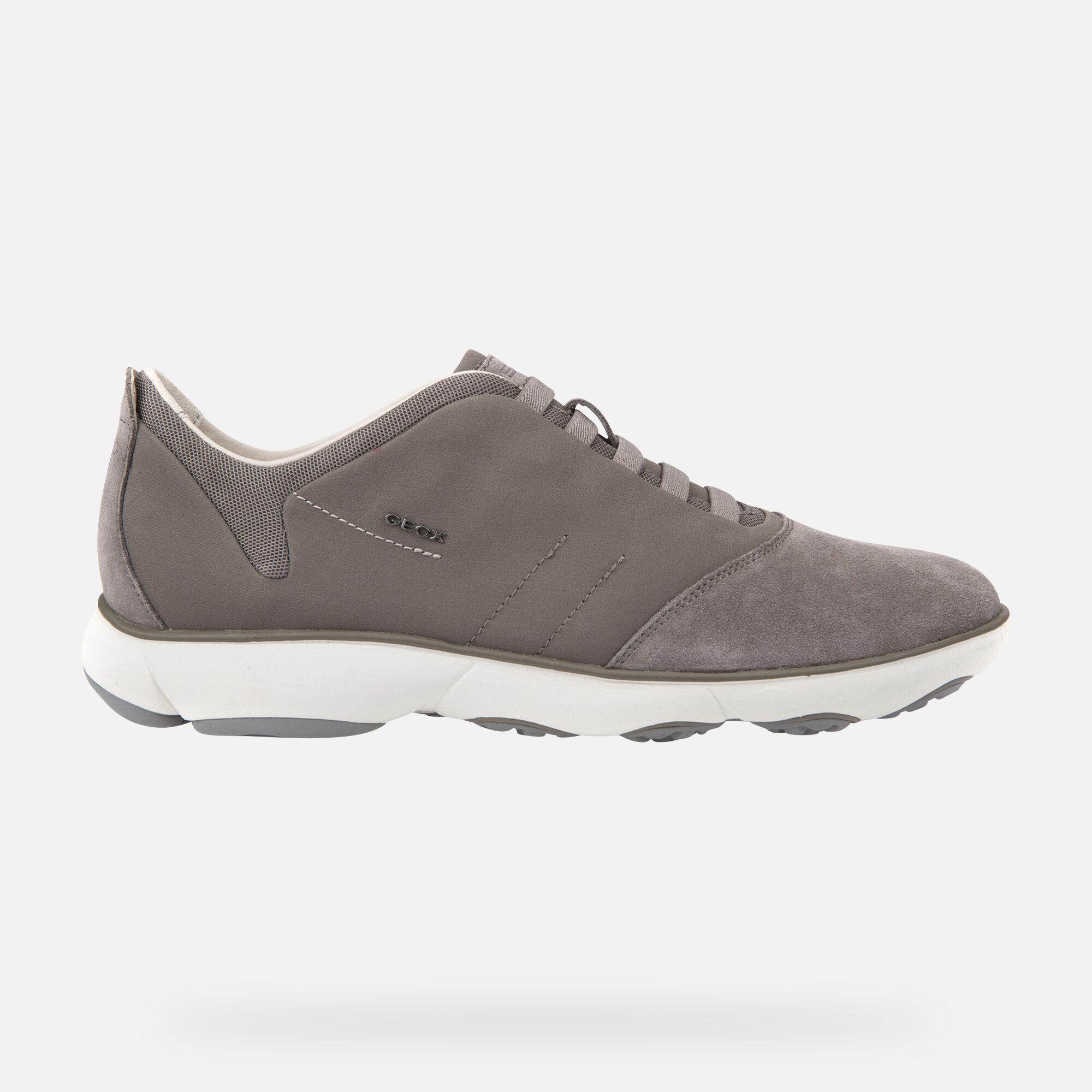 U NEBULA: Grey Man Sneakers | Geox